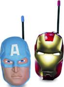 Marvel Avengers Walkie Talkie Faces