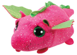 TY DARBY PINK DRAGON TEENY TY