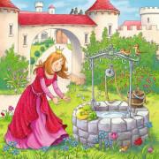 Ravensburger 080519 Puzzle: Rapunzel, Rotkäppchen & Froschkönig, 3x49 Teile