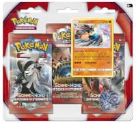 Pokémon Sonne & Mond 04 3-Pack Blister (deutsch)