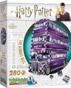 3D-Puzzle Harry Potter Der Fahrende Ritter 280 Teile