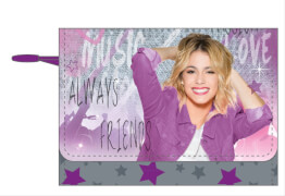 Disney Violetta Geldbörse mit Hangtag aus Polyester