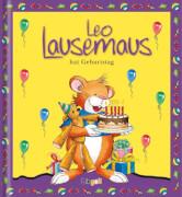Leo Lausemaus hat Geburtstag, ab 3 Jahren