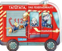 Mein kleiner Fahrzeugspaß: Tatütata das Feuerwehrauto