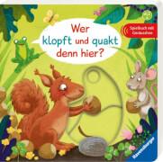 Ravensburger 43683 Faust, Wer klopft und quakt denn hier?