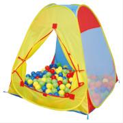 SpielMaus Outdoor Zelt mit 100 Bällen