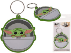 Star Wars Schlüsselanhänger Baby Yoda 6,5cm