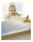 Odenwälder Betteinlagen wasserdicht weiß, 40 x 50 cm